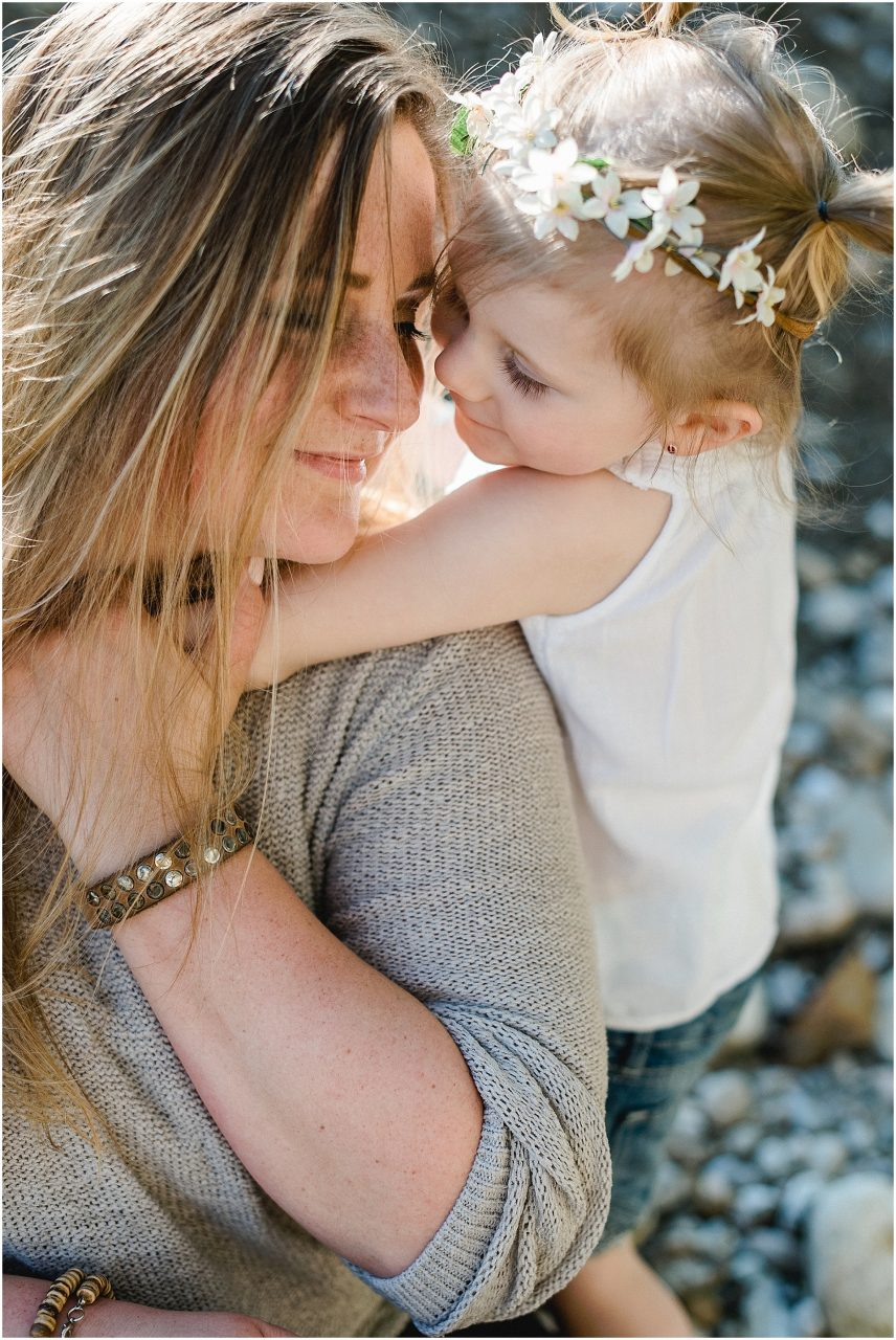 Simone & Heidi-Family & Kids